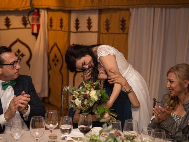 La boda de Sara y Ana en Chinchon, Madrid 87