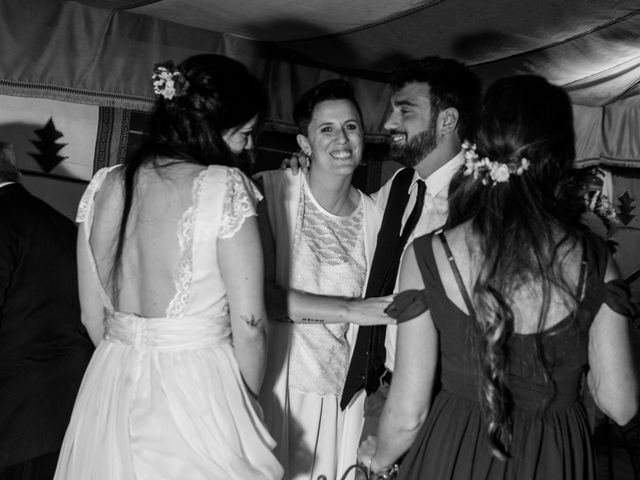 La boda de Sara y Ana en Chinchon, Madrid 88