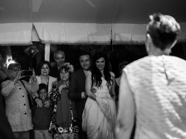 La boda de Sara y Ana en Chinchon, Madrid 92