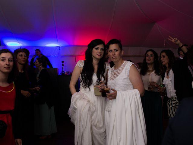 La boda de Sara y Ana en Chinchon, Madrid 96