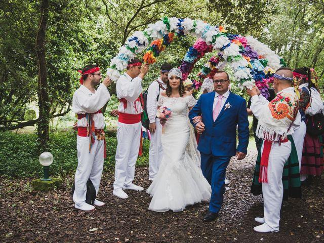 La boda de Aingeru y Saray en Escalante, Cantabria 15