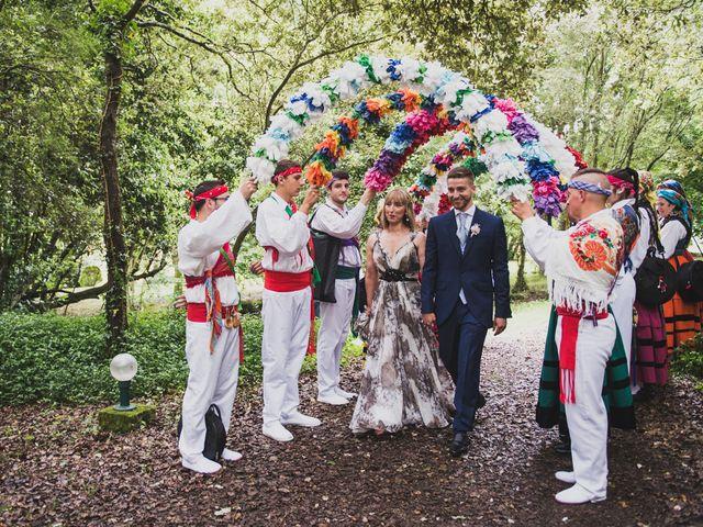 La boda de Aingeru y Saray en Escalante, Cantabria 26