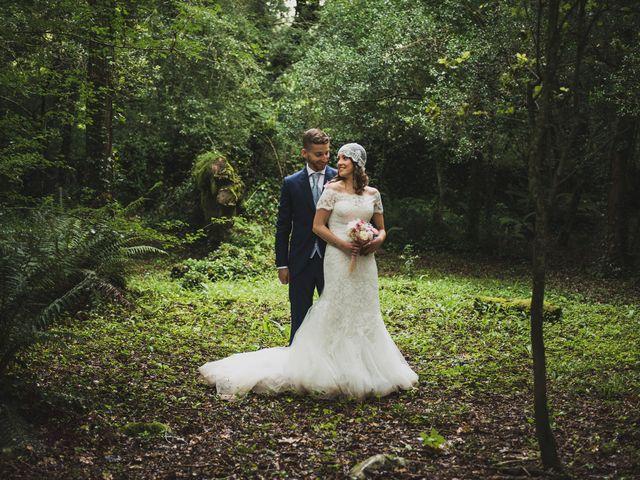 La boda de Aingeru y Saray en Escalante, Cantabria 34