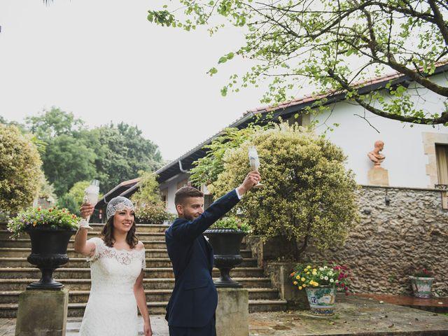 La boda de Aingeru y Saray en Escalante, Cantabria 52