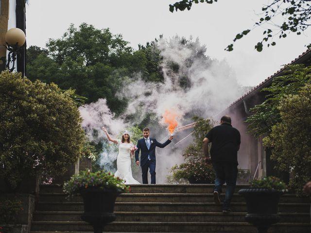 La boda de Aingeru y Saray en Escalante, Cantabria 58