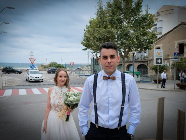 La boda de Edgar y Ester en Arenys De Mar, Barcelona 9