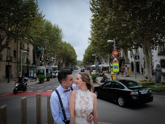 La boda de Edgar y Ester en Arenys De Mar, Barcelona 10