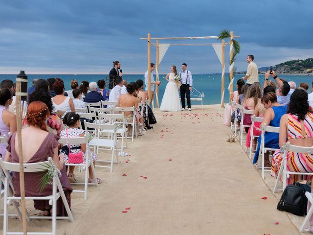 La boda de Edgar y Ester en Arenys De Mar, Barcelona 11
