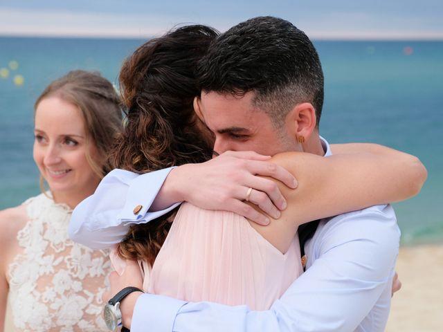 La boda de Edgar y Ester en Arenys De Mar, Barcelona 15
