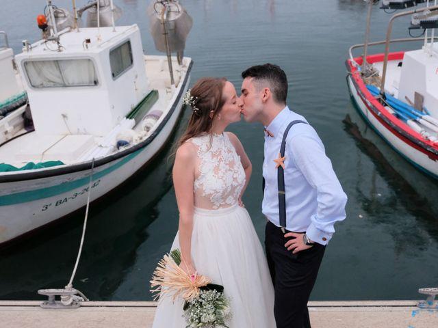 La boda de Edgar y Ester en Arenys De Mar, Barcelona 16