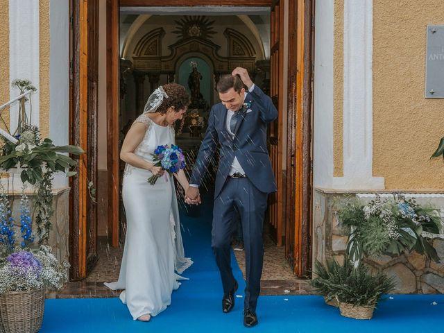 La boda de Paco y Feli en Corvera, Murcia 2