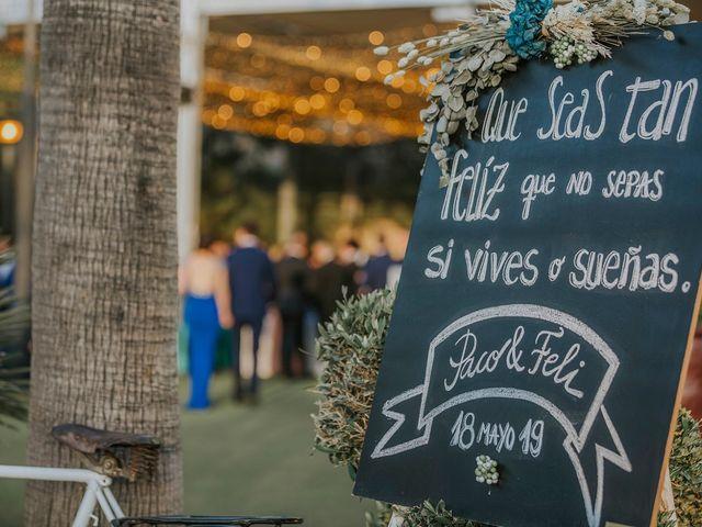 La boda de Paco y Feli en Corvera, Murcia 11