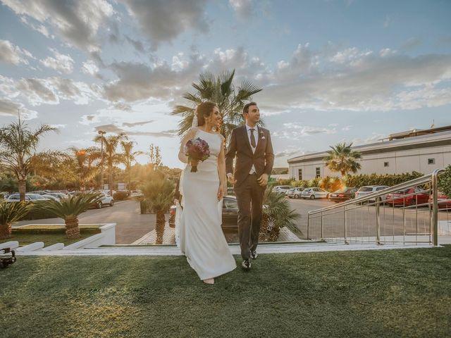 La boda de Paco y Feli en Corvera, Murcia 12