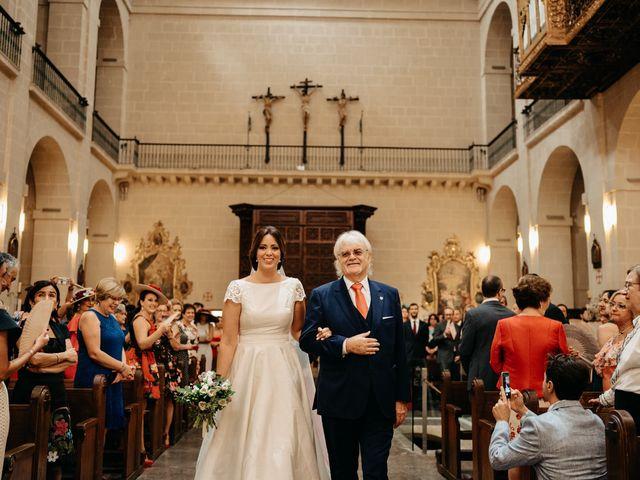 La boda de Fran y Elena en Mutxamel, Alicante 11