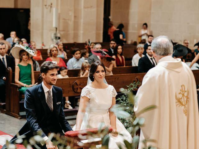 La boda de Fran y Elena en Mutxamel, Alicante 16