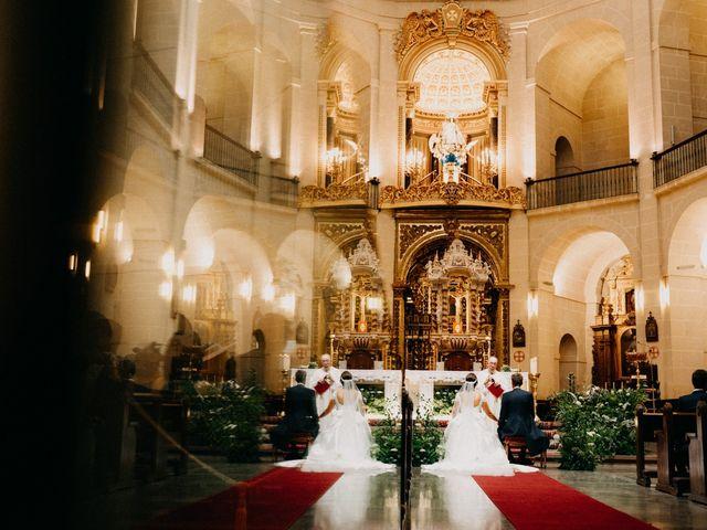 La boda de Fran y Elena en Mutxamel, Alicante 17