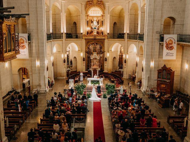 La boda de Fran y Elena en Mutxamel, Alicante 19