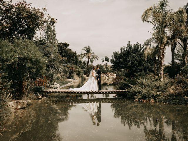 La boda de Fran y Elena en Mutxamel, Alicante 24