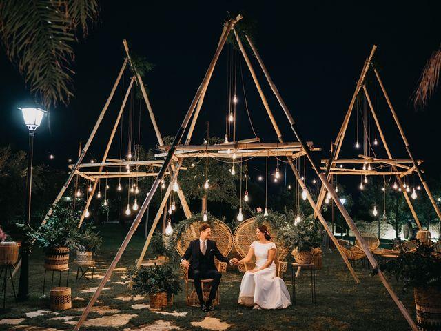 La boda de Fran y Elena en Mutxamel, Alicante 2