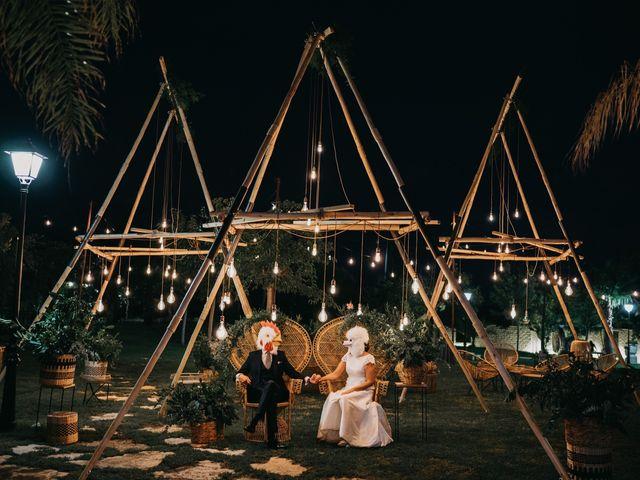 La boda de Fran y Elena en Mutxamel, Alicante 32