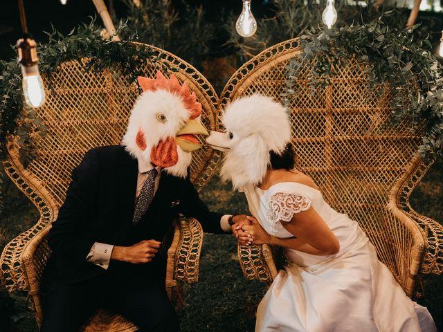 La boda de Fran y Elena en Mutxamel, Alicante 33