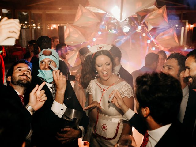 La boda de Fran y Elena en Mutxamel, Alicante 35
