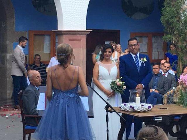La boda de Eugenia  y Fernando  en Santa Cruz De Tenerife, Santa Cruz de Tenerife 8