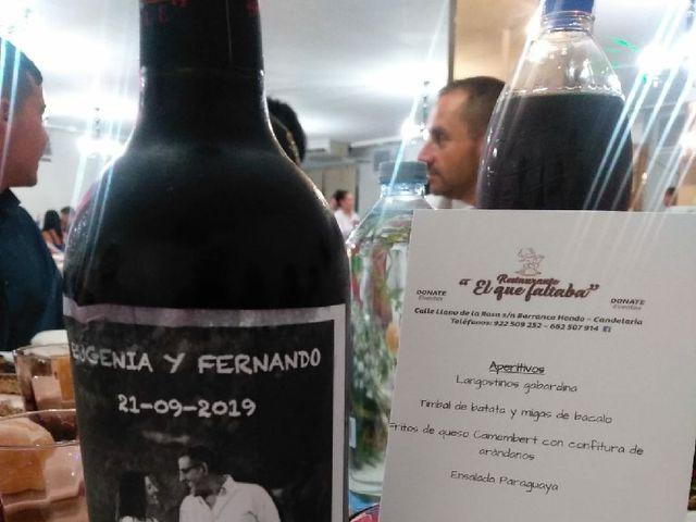 La boda de Eugenia  y Fernando  en Santa Cruz De Tenerife, Santa Cruz de Tenerife 21