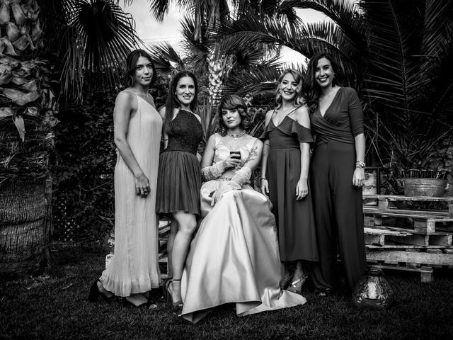 La boda de Fran y Ana en Otura, Granada 42
