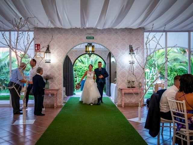 La boda de Fran y Ana en Otura, Granada 43