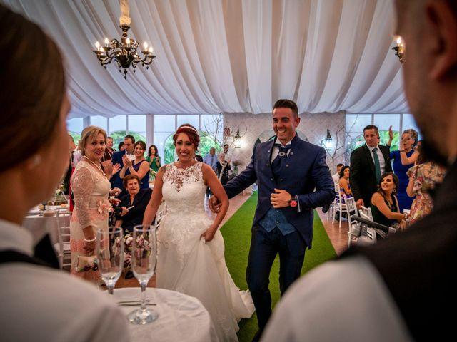 La boda de Fran y Ana en Otura, Granada 44