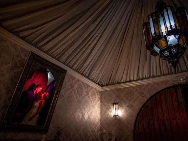 La boda de Fran y Ana en Otura, Granada 51