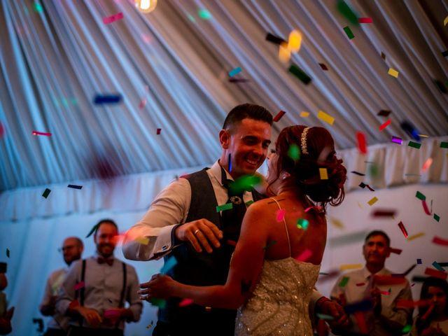 La boda de Fran y Ana en Otura, Granada 55