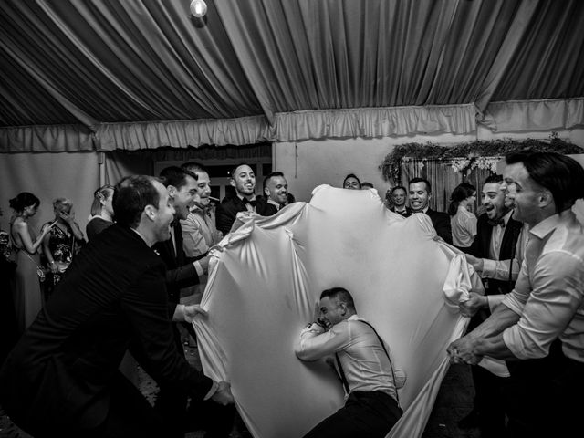 La boda de Fran y Ana en Otura, Granada 62