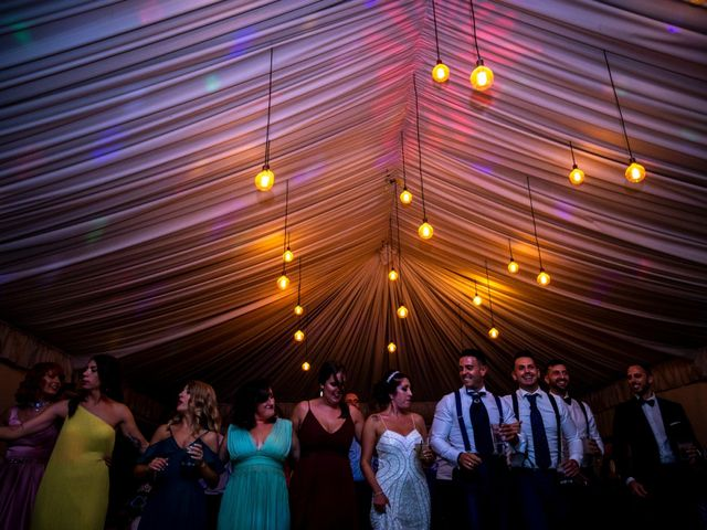 La boda de Fran y Ana en Otura, Granada 63