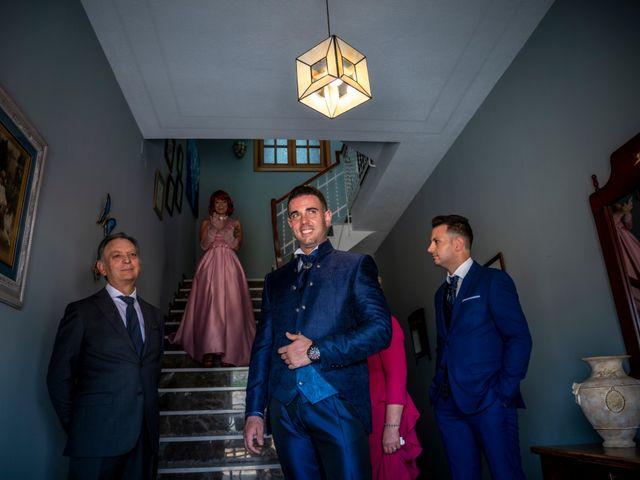 La boda de Fran y Ana en Otura, Granada 9