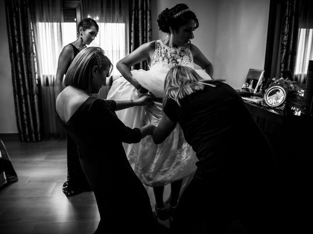 La boda de Fran y Ana en Otura, Granada 28