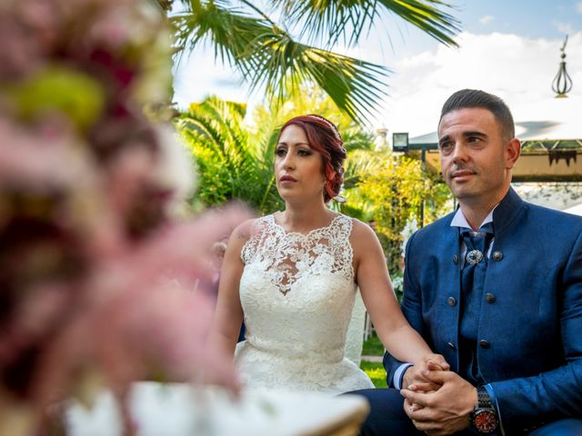 La boda de Fran y Ana en Otura, Granada 31
