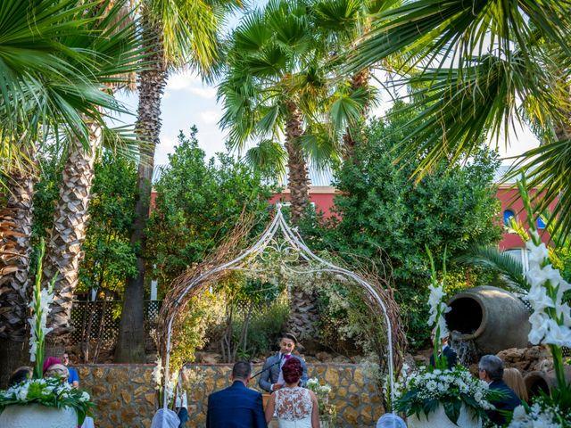 La boda de Fran y Ana en Otura, Granada 33