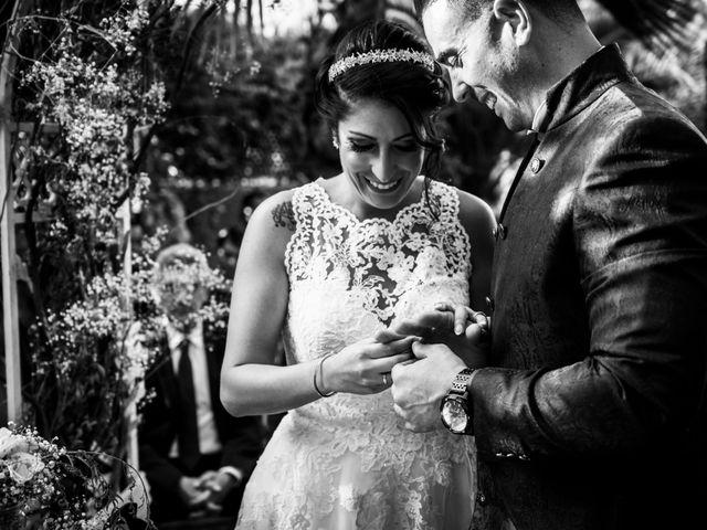 La boda de Fran y Ana en Otura, Granada 35