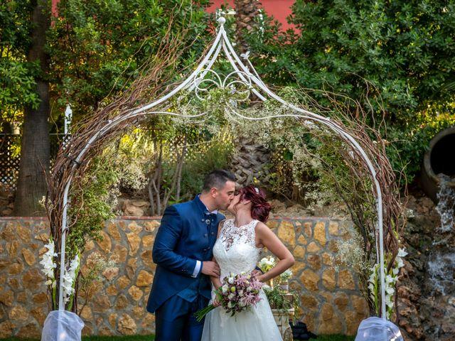 La boda de Fran y Ana en Otura, Granada 36