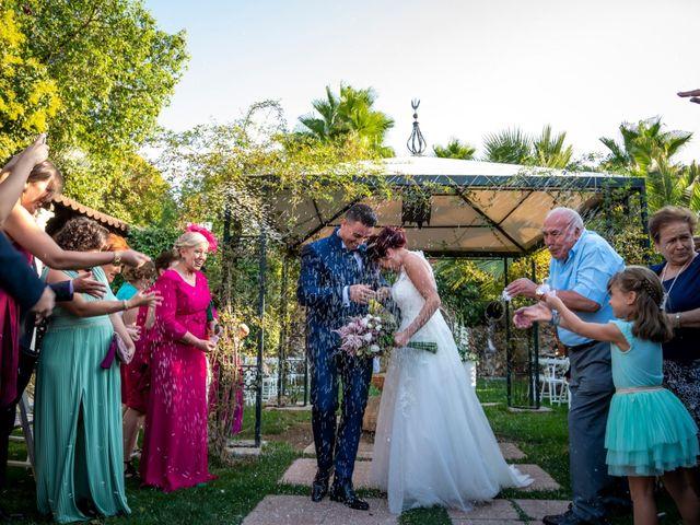 La boda de Fran y Ana en Otura, Granada 37