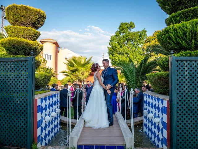 La boda de Fran y Ana en Otura, Granada 39