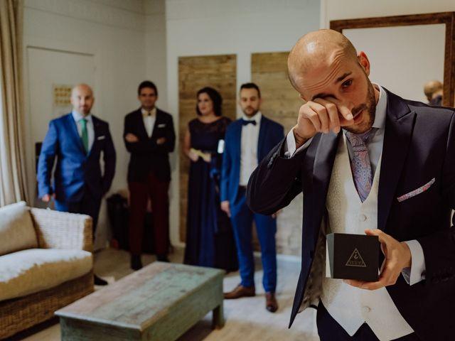La boda de Kiko y Paula en Elx/elche, Alicante 3