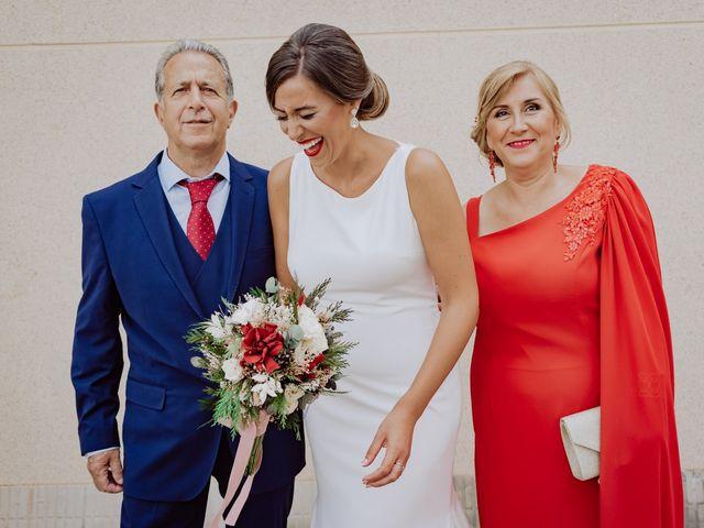 La boda de Kiko y Paula en Elx/elche, Alicante 13
