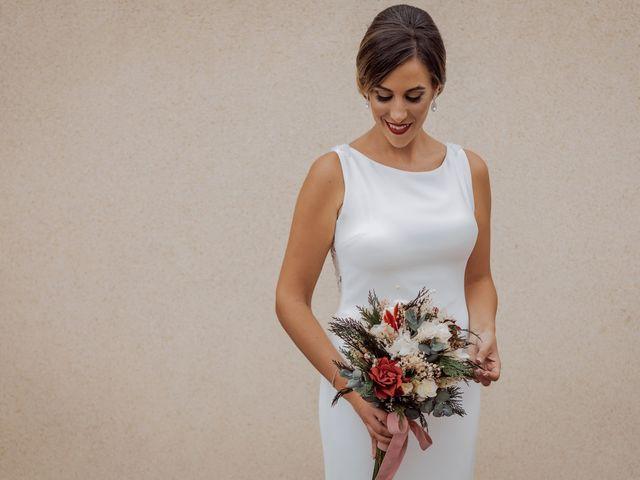 La boda de Kiko y Paula en Elx/elche, Alicante 15