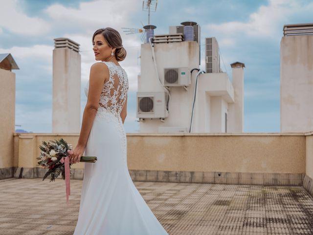 La boda de Kiko y Paula en Elx/elche, Alicante 16