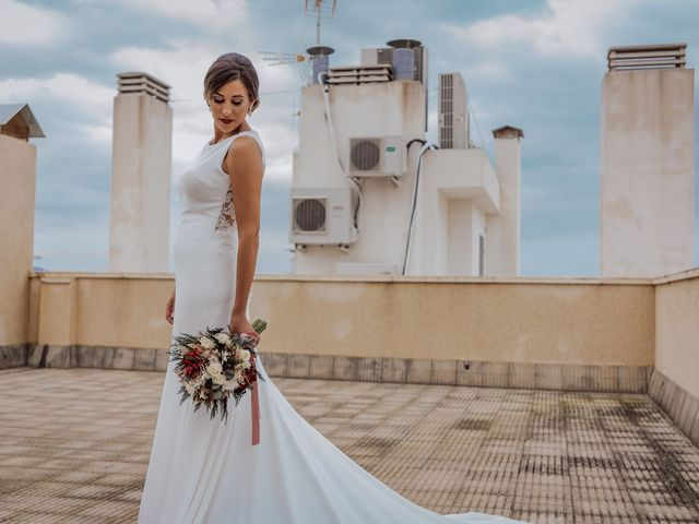 La boda de Kiko y Paula en Elx/elche, Alicante 17