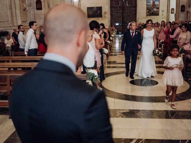 La boda de Kiko y Paula en Elx/elche, Alicante 19