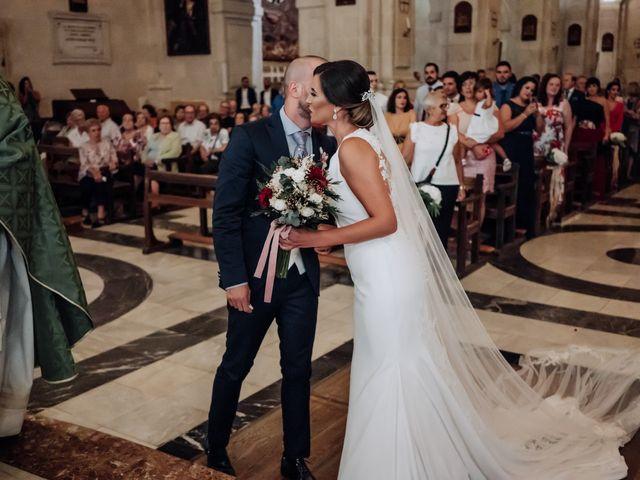 La boda de Kiko y Paula en Elx/elche, Alicante 21